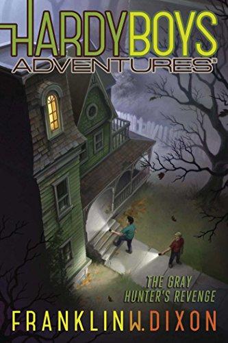 The Gray Hunter's Revenge By Franklin  W. Dixon