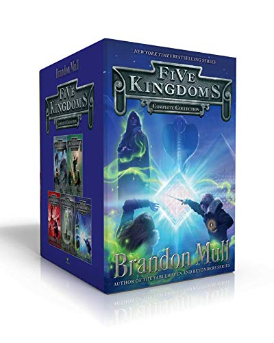 Five Kingdoms Complete Collection By Brandon Mull