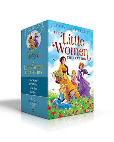 The Little Women Collection By Louisa May Alcott