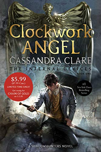 Clockwork Angel, 1 von Cassandra Clare