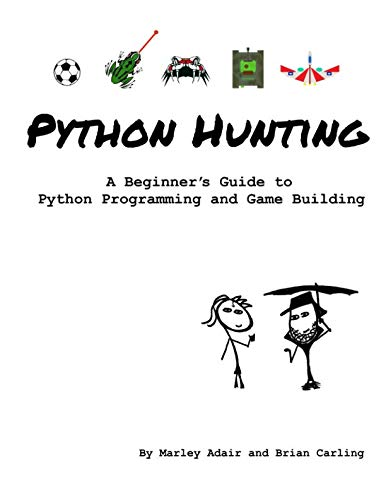 Python Hunting By Brian Carling