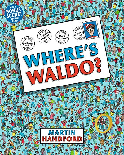 Where's Waldo? von Martin Handford