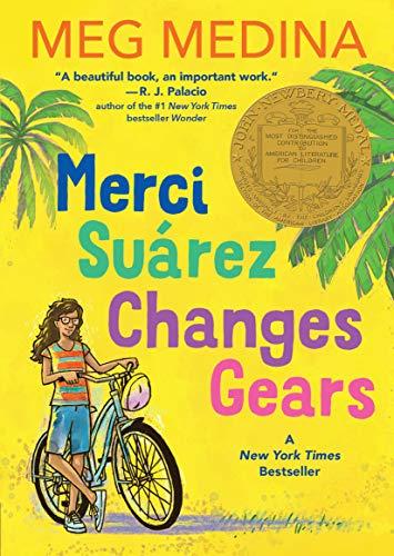 Merci Suarez Changes Gears von Meg Medina