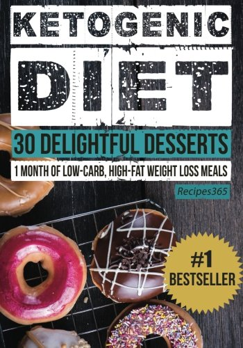 Ketogenic Diet By Recipes365 Cookbooks