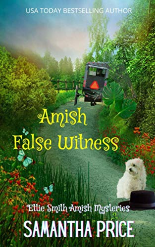 Amish False Witness By Samantha Price