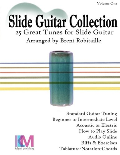 Slide Guitar Collection By Brent C Robitaille