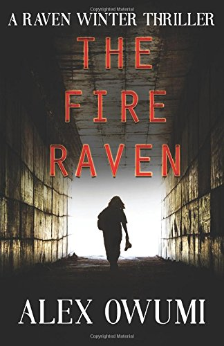 The Fire Raven By Alex Owumi