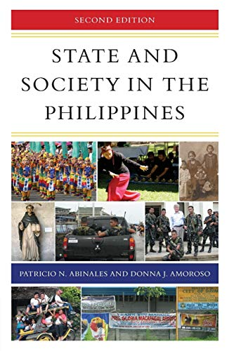 State and Society in the Philippines By Patricio N. Abinales