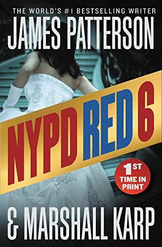 NYPD Red 6 (Hardcover Library Edition) By James Patterson