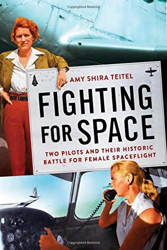 Fighting for Space von Amy Shira Teitel