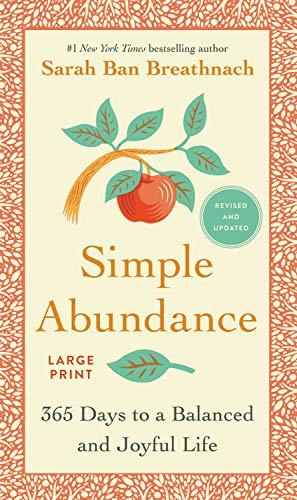 Simple Abundance By Sarah Ban Breathnach