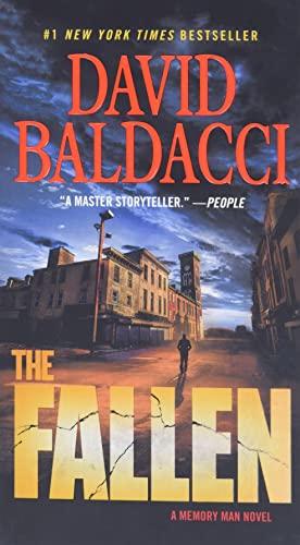 The Fallen By David Baldacci