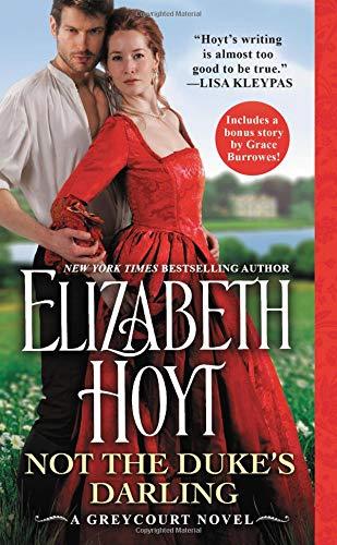 Not the Duke's Darling By Elizabeth Hoyt