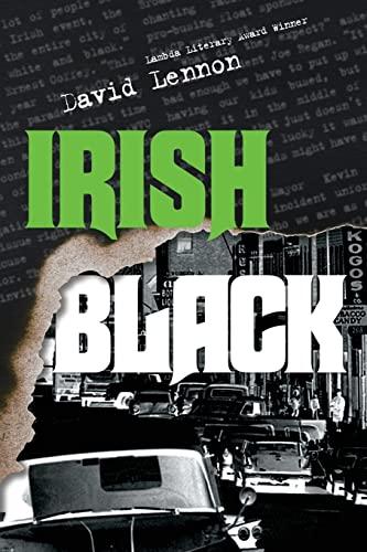 Irish Black By David Lennon