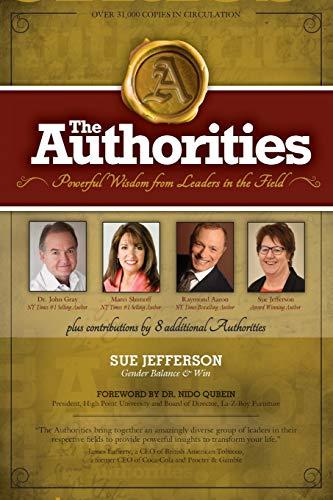 The Authorities - Sue Jefferson By Raymond Aaron