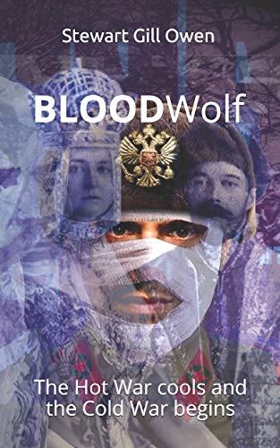 Blood Wolf. By Stewart Gill Owen