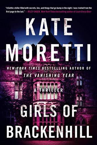 Girls of Brackenhill By Kate Moretti