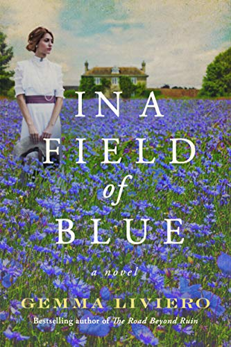 In a Field of Blue By Gemma Liviero