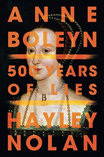 Anne Boleyn By Hayley Nolan