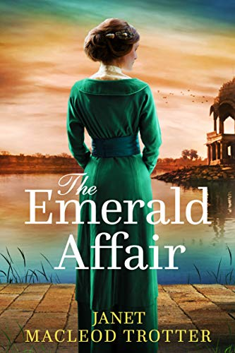 The Emerald Affair By Janet MacLeod Trotter