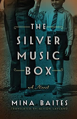The Silver Music Box By Mina Baites
