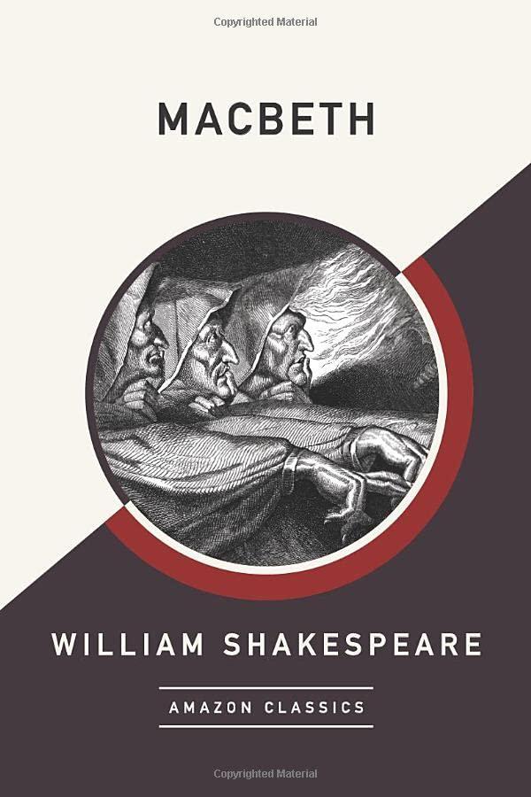 Macbeth (AmazonClassics Edition) By William Shakespeare