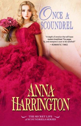 Once a Scoundrel By Anna Harrington