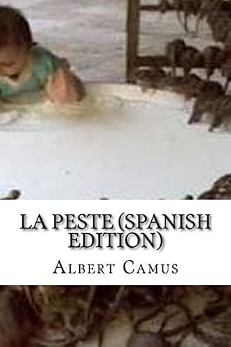 La Peste (Spanish Edition) By Albert Camus