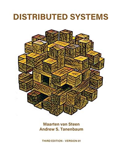 Distributed Systems By Maarten Van Steen