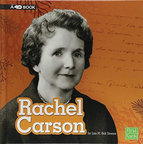 Rachel Carson: a 4D Book (Stem Scientists and Inventors) By Lisa M Bolt Simons