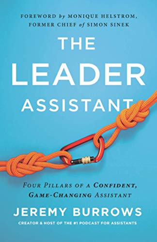 The Leader Assistant By Jeremy Burrows