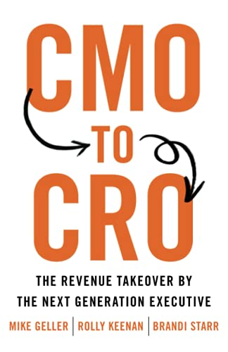 CMO to CRO By Mike Geller