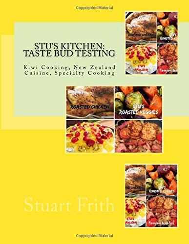 Stu's Kitchen By Stuart D Frith