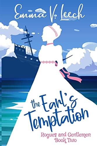 The Earl's Temptation By Emma V Leech