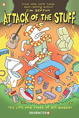 Attack of the Stuff By Jim Benton
