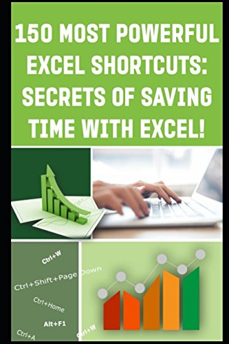 150 Most Powerful Excel Shortcuts: By Andrei Besedin