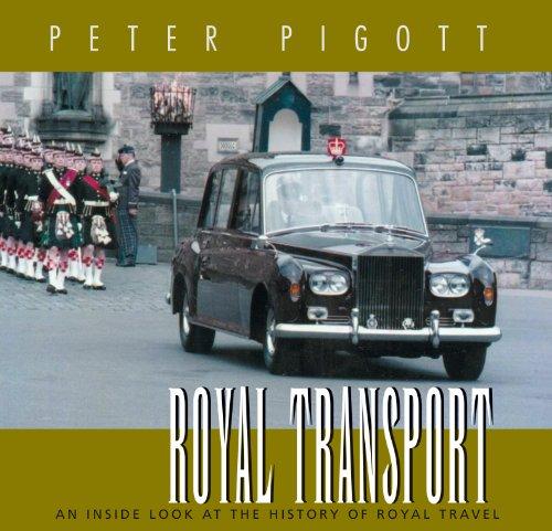 Royal Transport By Peter Pigott