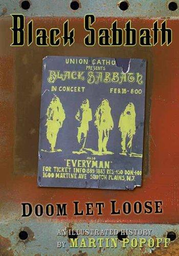 Black Sabbath By Martin Popoff