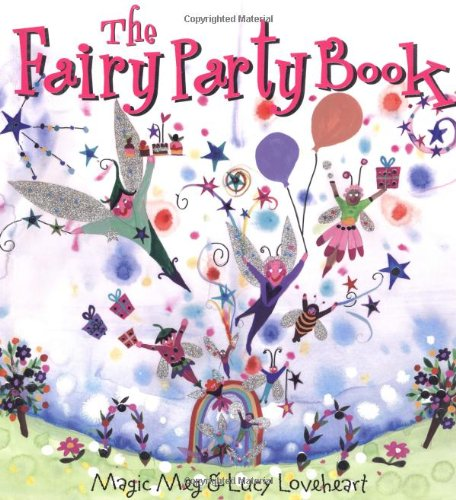 The Fairy Party Book By Meg Clibbon