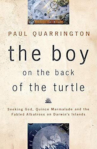 The Boy on the Back of the Turtle von Paul Quarrington