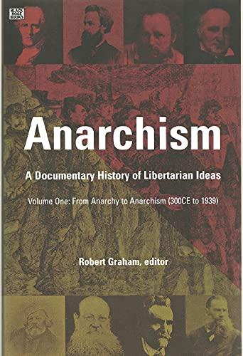 Anarchism By Robert Graham