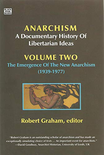Anarchism By Robert Graham