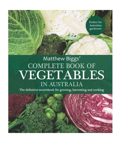 Complete Book Of Vegetable