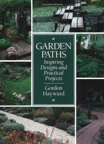 Garden Paths By Gordon Hayward