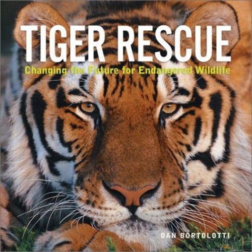 Tiger Rescue: Changing the Future for Endangered Wildlife by Dan Bortolotti