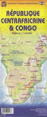 Congo Democratic Republic / Central African Republic By ITMB