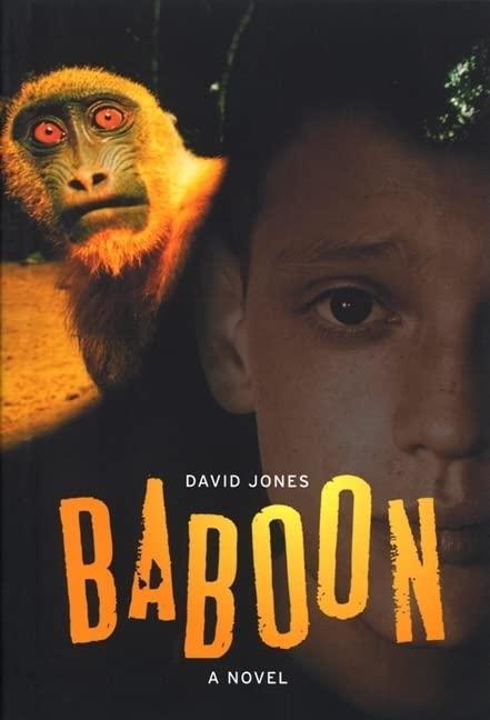 Baboon By MR David Jones (Rgu)