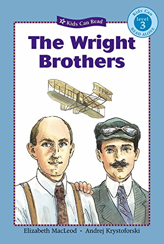 Wright Brothers By Elizabeth MacLeod