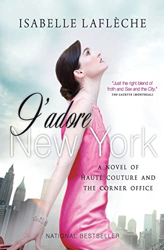 J'Adore New York By Isabelle Lafleche