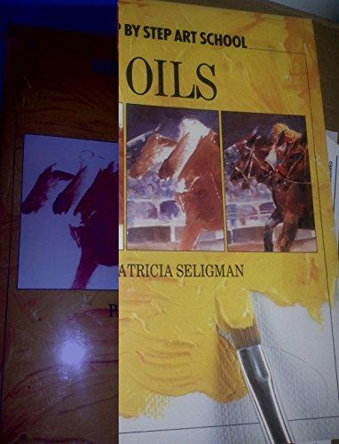 Oils By Patricia Seligman